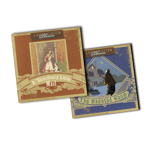 A ' Strordinary Little Maid & The Haunted Room Bundle