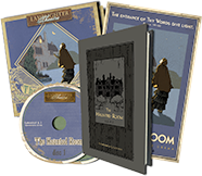 The Haunted Room Package Book & CD MAIN