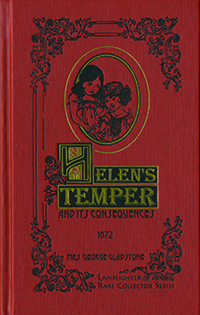 Helen's Temper and Its Consequences - eBook Download