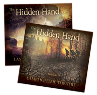 Dramatic Audio CD - Hidden Hand, The Parts 1 and 2 MAIN