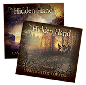 Hidden Hand, The - Package Book & CD LARGE