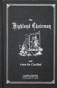 Damaged Highland Chairman