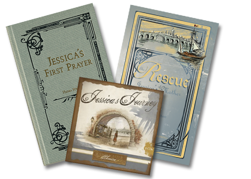 Jessica's Combo: Package 2 Books and CD MAIN