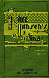 Karl Jansen's Find MAIN
