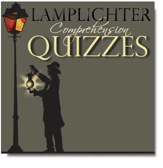 Comprehension Quiz: Fireside Readings (Vol. II) MAIN