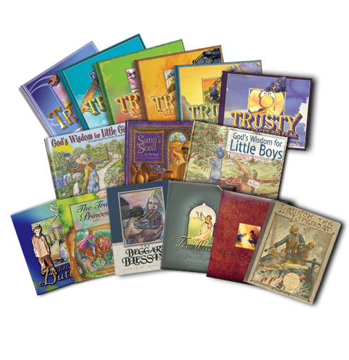 Illustrated Collection (15 titles)