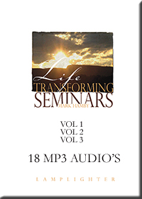 Life Transforming Seminars - Volumes 1,2, & 3 - MP3 Download MAIN