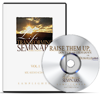 Life Transforming Seminars, by Mark Hamby - Volume 1 (6 CD Set)_MAIN