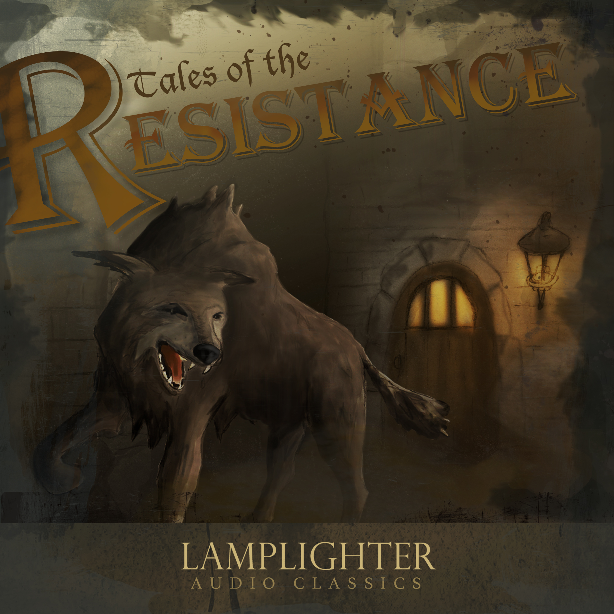 Tales of the Resistance - Audio Book (MP3 Download)_THUMBNAIL