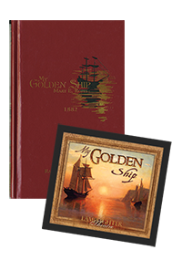 My Golden Ship - Package Book and CD MAIN
