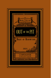 Out of the Pit: Right of Redemption