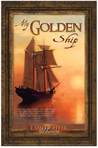 Poster: My Golden Ship LARGE