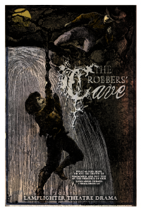 The Robber's Cave Dramatic Audio - Illustrated Downloadable Poster MAIN
