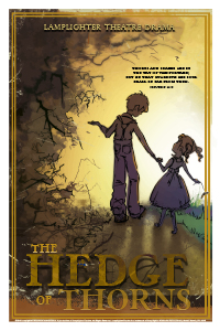 The Hedge of Thorns Dramatic Audio - Illustrated Downloadable Poster MAIN
