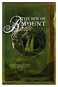 The Boy of Mount Rhigi Dramatic Audio - Illustrated Downloadable Poster MAIN