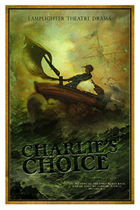 Charlie's Choice Dramatic Audio - Illustrated Downloadable Poster MAIN