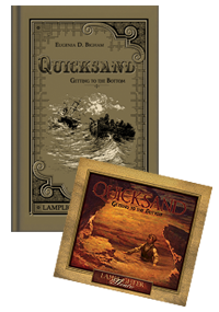 Quicksand - Package Book and CD MAIN