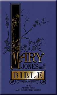 Damaged Mary Jones and Her Bible