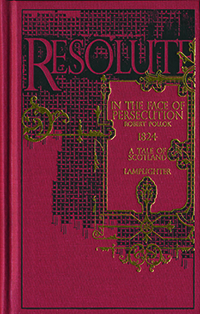 Resolute: In the Face of Persecution THUMBNAIL