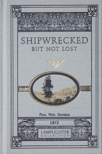 Damaged Shipwrecked But Not Lost