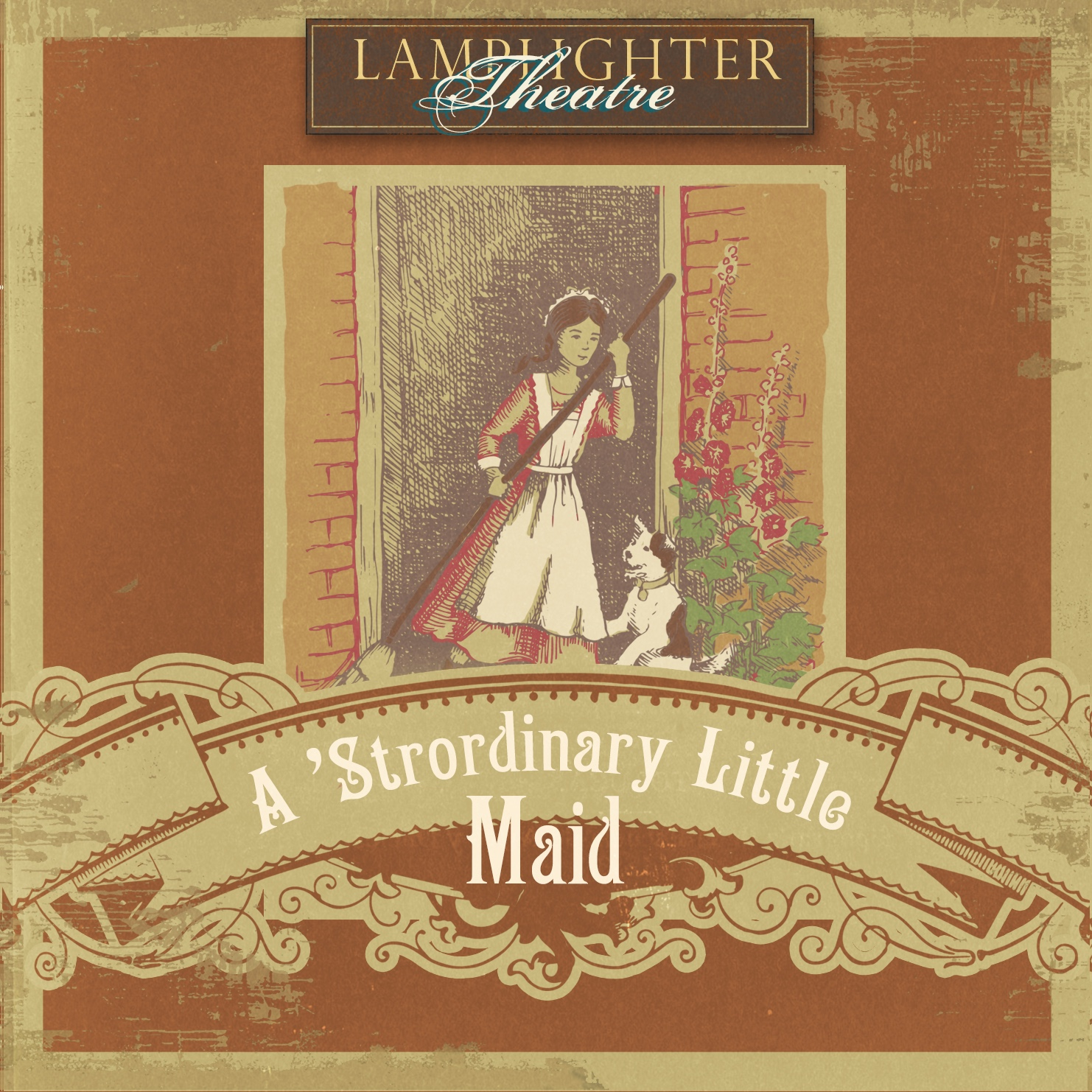 Dramatic Audio CD - 'Strordinary Little Maid, A THUMBNAIL