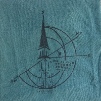 Lamplighter T-Shirt Steeple LARGE