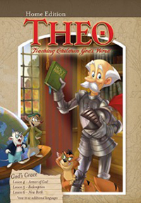 THEO - God's Grace DVD - Vol.2 MAIN