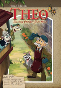 THEO - God's Truth DVD - Vol.4 MAIN