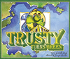 Illustrated Trusty Turns Green THUMBNAIL