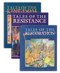 Tales of the Kingdom Trilogy