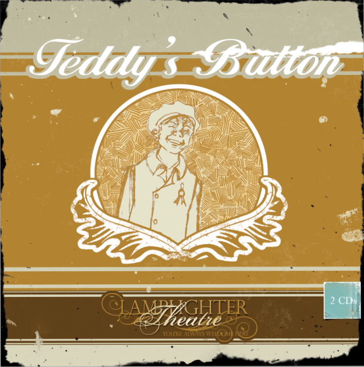 Dramatic Audio CD - Teddy's Button THUMBNAIL