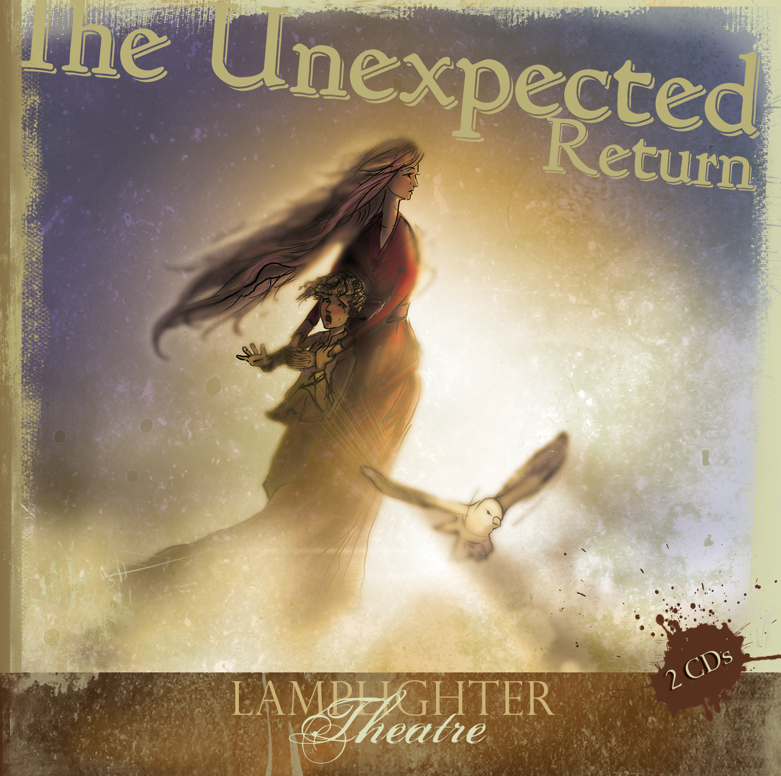 Dramatic Audio CD - Unexpected Return_THUMBNAIL