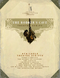Script: Robbers' Cave, The MAIN