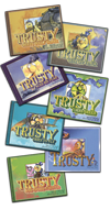 Trusty Collection 2020 (8 titles) THUMBNAIL