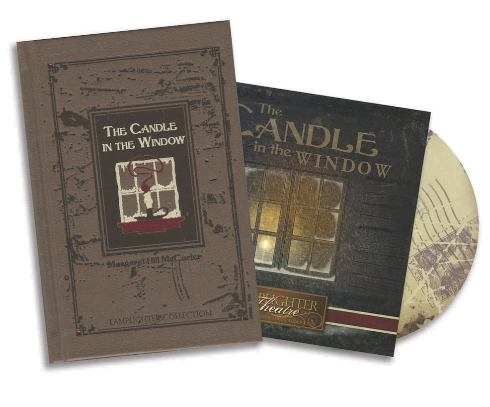 Candle in the Window Package Book and MP3 Download_MAIN