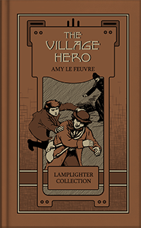The Village Hero hard cover book image_MAIN
