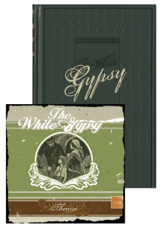 White Gypsy - Package Book and CD MAIN