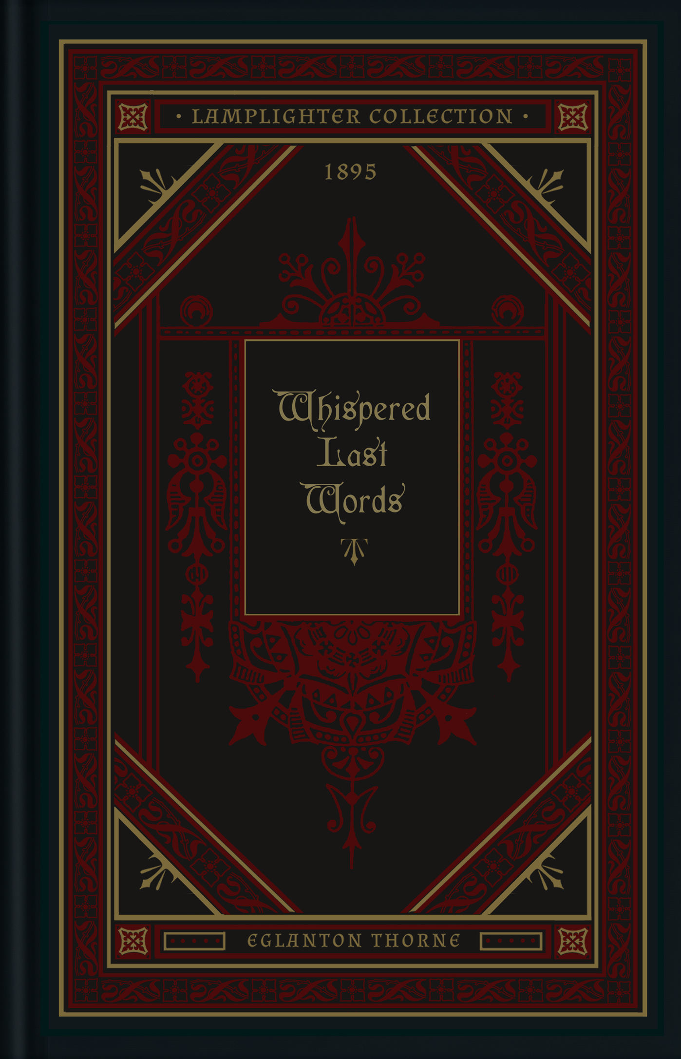 Whispered Last Words (The Stolen Book) THUMBNAIL