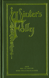 Winter's Folly (Spanish Leather Edition)
