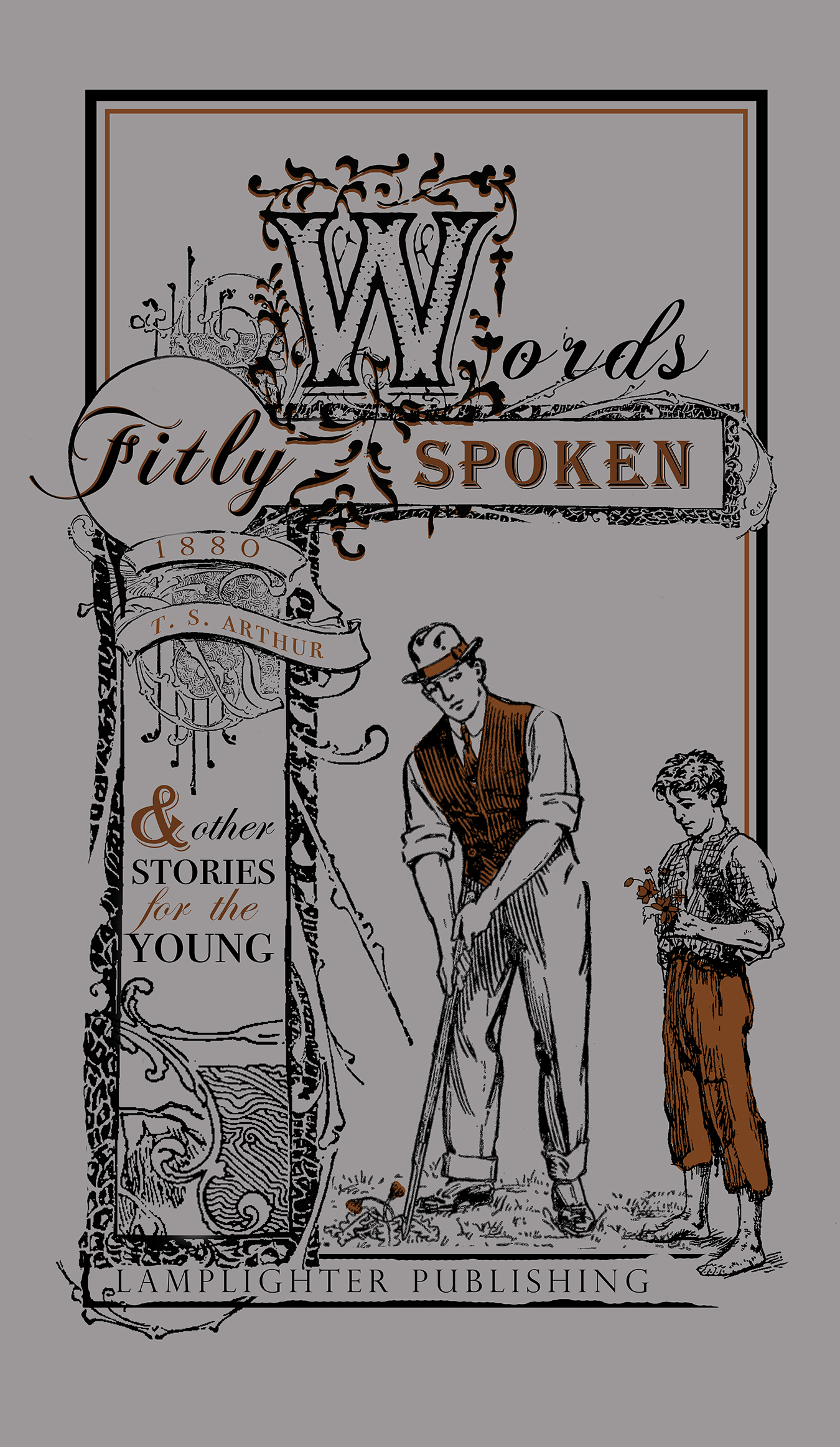 Words Fitly Spoken and Other Stories for the Young THUMBNAIL