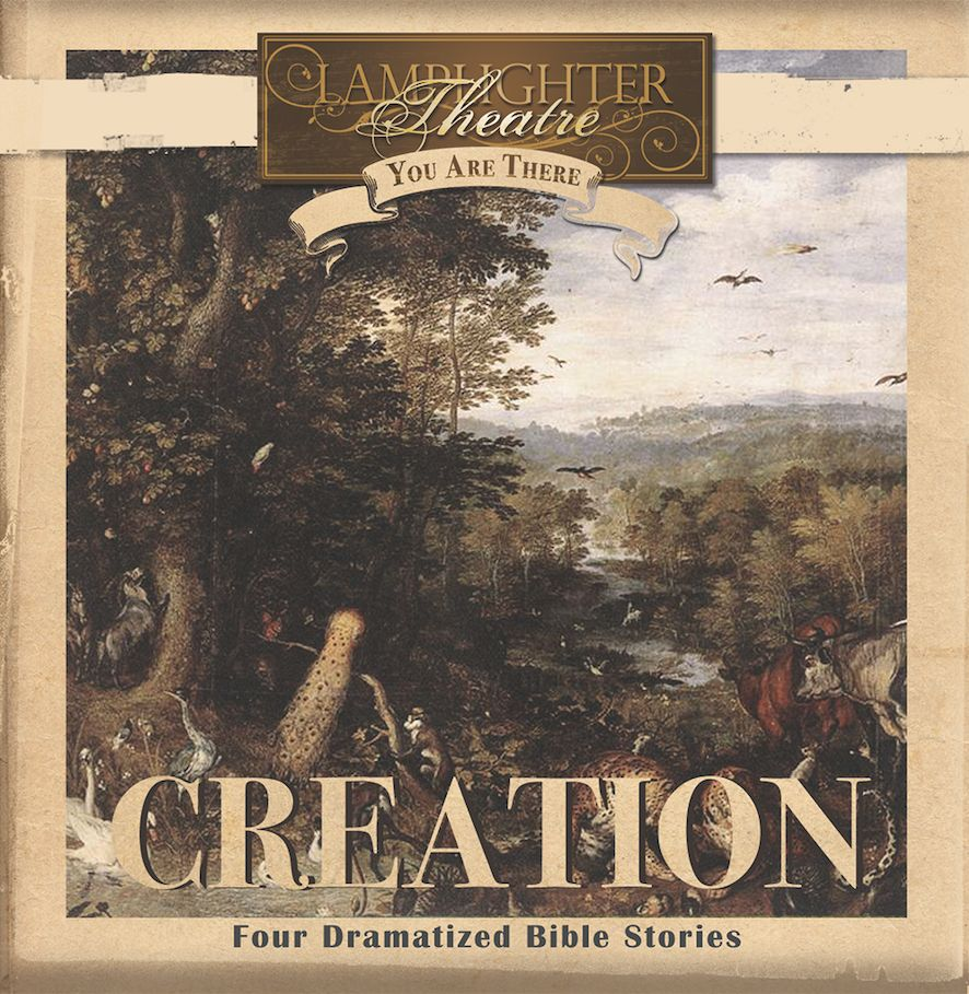 Dramatic Audio CD - You Are There Series - Creation MAIN