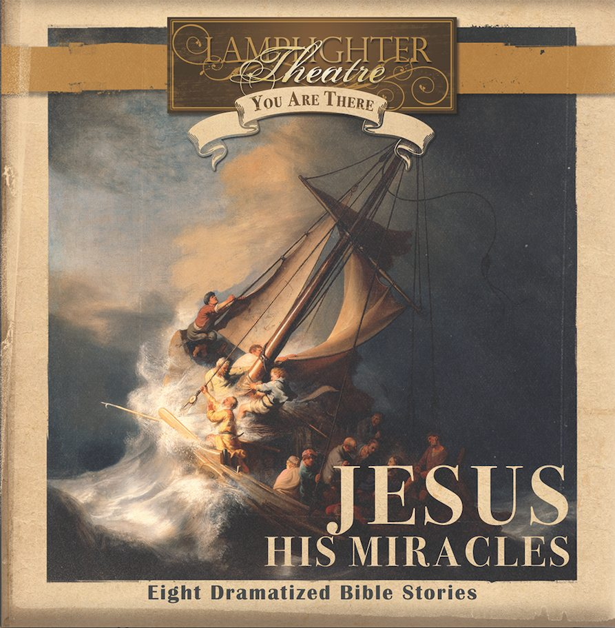Dramatic Audio CD - You Are There Series - Jesus' Miracles