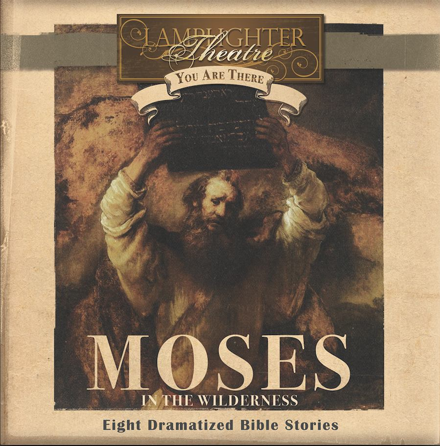 Dramatic Audio CD - You Are There Series - Moses In Egypt