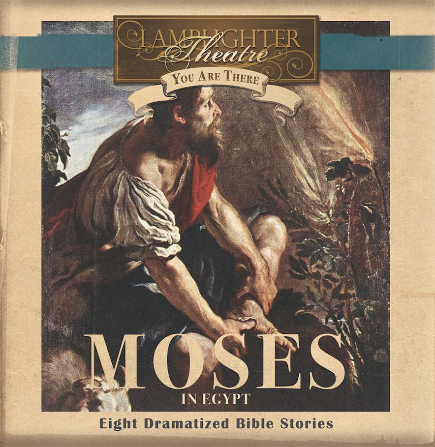 Dramatic Audio CD - You Are There Series - Moses In The Wilderness II