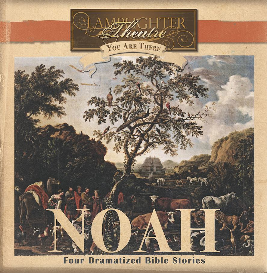 Dramatic Audio CD - You Are There Series - Noah