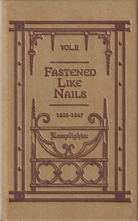 Fastened Like Nails - Vol. 2 THUMBNAIL