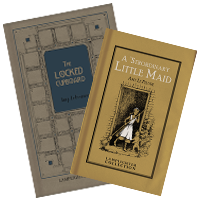 Locked Cupboard & A 'Strordinary Little Maid Bundle
