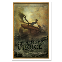 Poster: Charlie's Choice LARGE