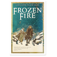 Poster: Frozen Fire LARGE