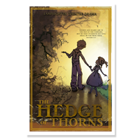Poster: The Hedge of Thorns LARGE